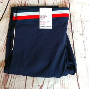 Tommy Hilfiger Sport Mid Rise Jersey Leggings